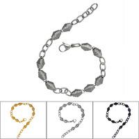 3 Colors Free Shipping High Grade fine jewelry Titanium steel men's jewelry Fashion men's accessary