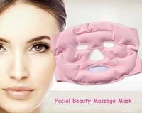 Hotsale Women Girl Tourmaline Gel Slim Face Facial Beauty Massage Mask Facemask Skin Health Care
