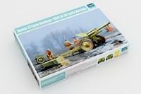 Trumpeter model 02343 1/35 Soviet 122mm Howitzer 1938 M-30 Early Version