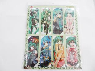 Закладка для книг Hatsune Miku закладка для книг hatsune miku