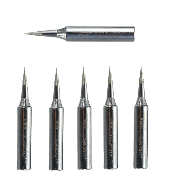 5Pcs ROHS Certificated heat-resistant copper Lead-Free Replacement Soldering Tools Solder Iron Tips 900m-T-I for 936 937(China (Mainland))