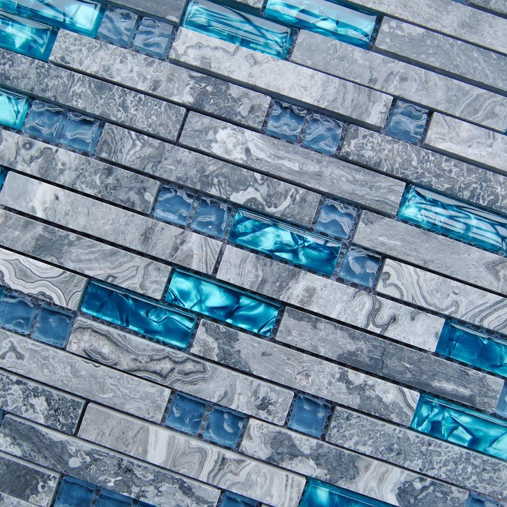 Online kopen wholesale natuursteen keuken uit china natuursteen keuken groothandel - Imitatie natuursteen muur tegel ...