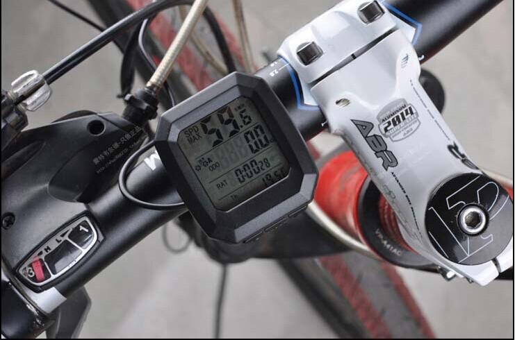 Датчик скорости для велосипеда NEW velocimetro bicicleta AM1008