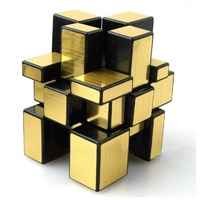 HOT! HOT Best 3x3 Gold Mirror Cube MF55