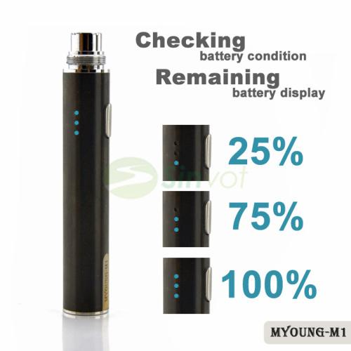2015 Bilstar M1 5pin passthrough 650mah MYONG-M1 battery мобильный телефон soyes m1 2015 mp3