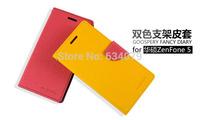 Korean Goospery Fancy Diary Series Leather Flip Case For Asus Zenfone 5 A500 Zenfone5,Free Shipping