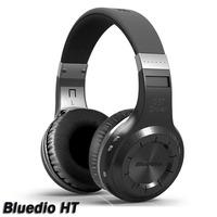 Bluedio Bluetooth Headphone Wireless Stereo Headset Built-in Mic Handsfree Headband Earphone for iPhone Samsung LG Smartphone HT