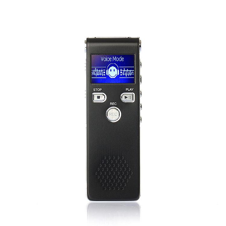 8GB Voice Recorder New 2014 Mini USB Digital Support MP3,WMA,WAV,OGG,APE,MPC,AIFF,FLAC,MS_ADPCM