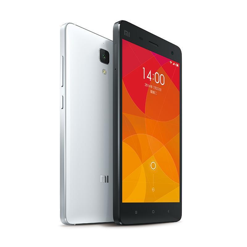 Original XIAOMI MI4 M4 Cell phone Qualcomm quad core moblie phones 4G LTE 3G RAM 16G ROM 1920X1080 Smartphone screen 5.0''(China (Mainland))