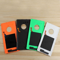 Free Shipping 2015 Hot Sale Housing Battery Back Door Cover Case Placement  For Nokia Lumia 830