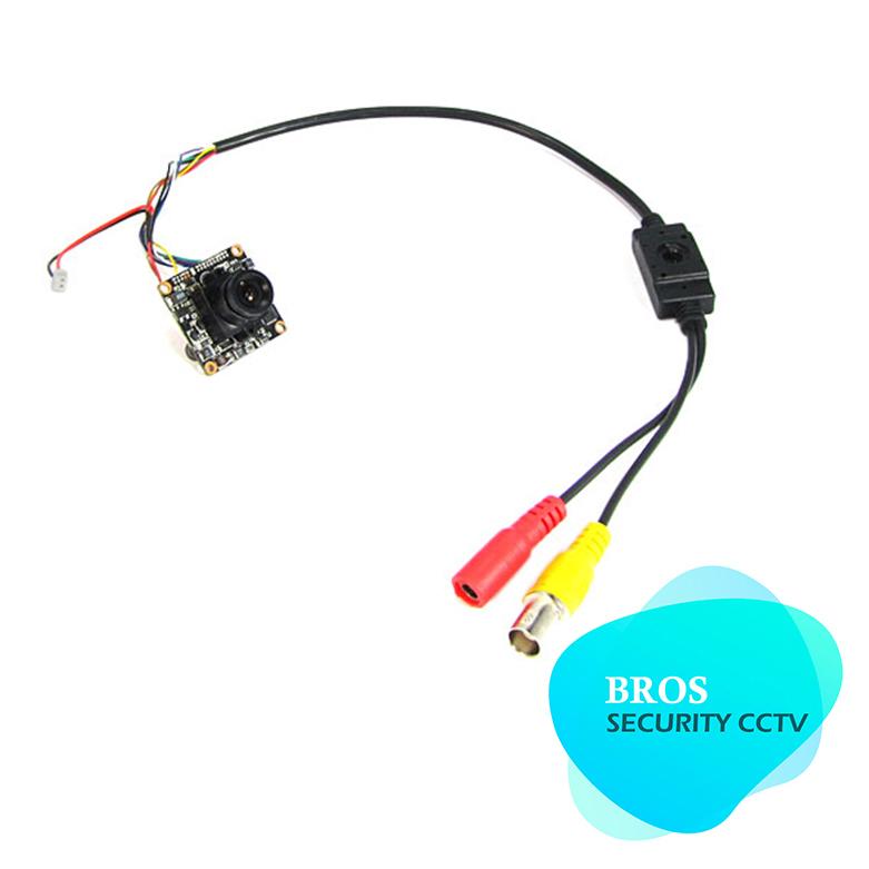 600TVL High Resolution Sharp CCD Board Camera OSD Line Control 3.6mm(China (Mainland))