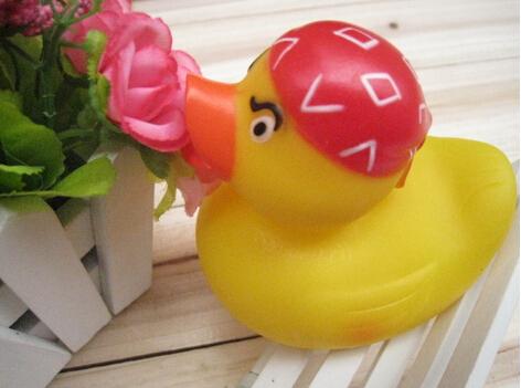 Free shipping! Pet Toys , dog Toys ,Bandit Ducks Dog toys with sound, high-quality(China (Mainland))