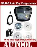 Professional Car key Transponder ND900 Auto Key Programmer transponder car keys 4C-4D Chip Duplicator(AD900 Plus)