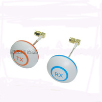 5.8GHz High-gain  Mushroom Circular Polarized Antenna TX + RX Set Right Angle SMA Male