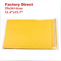 """Wholesale 11.4""""X15.7"""" 29cmX40cm bubble envelope padded envelopes paper envelope bubble mailer bag 29cmx36cm+4cm courier bags"""