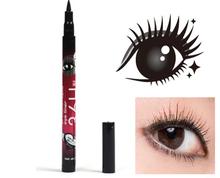 3Pcs/Lot Makeup Black Eyeliner Waterproof Liquid Make Up Beauty Comestics Eye Liner Pencil Brand New(China (Mainland))