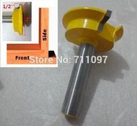 2-inch 50mm shank length Drawer lock router bit