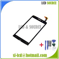 "Original 5"" Bedove HY5001 SmartPhone Touch Glass Screen Panel Digitizer Glass Sensor Free Shipping"
