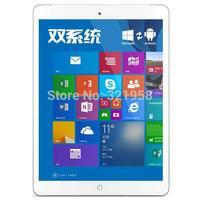 Onda V919 3G Air Dual Boot Tablet PC 9.7inch 2GB/64GB Intel Z3736F Quad Core 3G Phone Call Free Switch Windows8.1+Android4.4