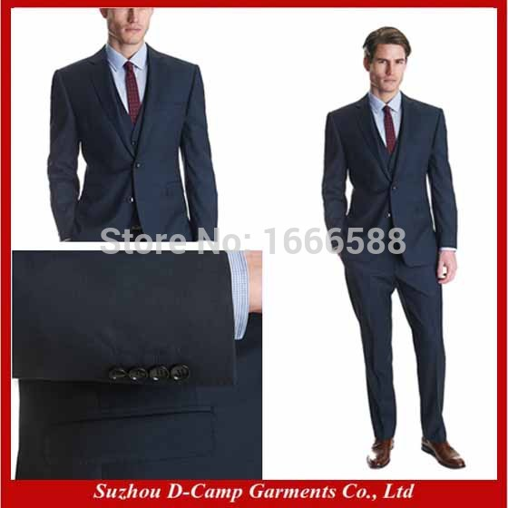 Free shipping 2 pieces MBS-019 Hot sale no MOQ tailored suit factory direct tailor made man suit custom tailor made suit(China (Mainland))
