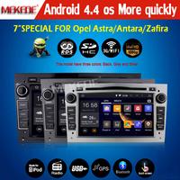 Pure android 4.4 Car multimedia Player for OPEL Astra Antara Vectra Corsa Zafira Cortex A9 Dual Core+8GB Flash+Radio+WIFI+DVD