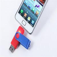 32GB Smart Phone PC OTG USB Flash Drive 2GB 4GB 8GB 16GB 32GB  Mini Usb OTG Storage Pen Drive Memory stick S248