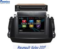 PENHUI Special Car DVD Player for Renault Koleos (2009-2015) Support T-Likn +1080P HD+GPS+Ipod+3G+Bluetooth+DVR+USB