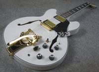 AL335 Guitar, Jazz Electric Guitar, Custom Shop, Ebony Fingerboard, High Quality