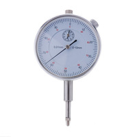 New Precision Tool 0.01mm Accuracy Measurement Instrument Round Dial Indicator Gauge Vertical Contact