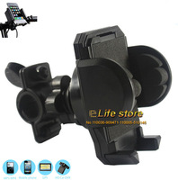 Rotary Bicycle Mobile Phone Holder Sport Bike Holder Cell Phone Stand For Samsung Galaxy Grand Max G720N0