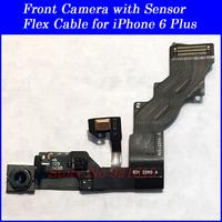 10Pcs Original Proximity Light Sensor Motion Flex Ribbon Cable with Front Facing Camera for iPhone 6 Plus Repair Parts Wholesale