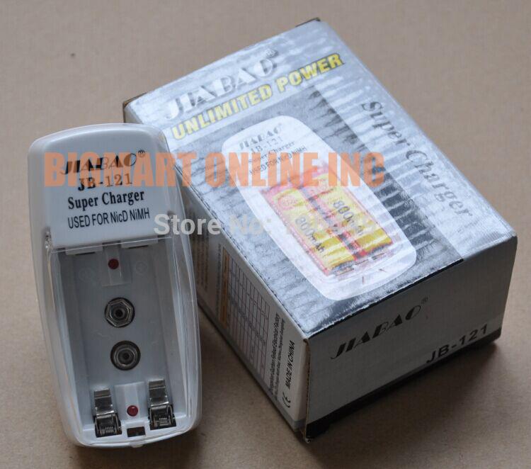 Зарядное устройство JB ! 2 1.2V AA AAa ni/mh ni/cd 9V JB121 зарядное устройство duracell cef27 aa aaa aa aaa
