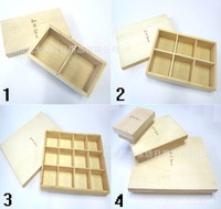 156 DIY Wooden / Hemu love gift box 1p / 2p / 6p / 9p / 12p loaded