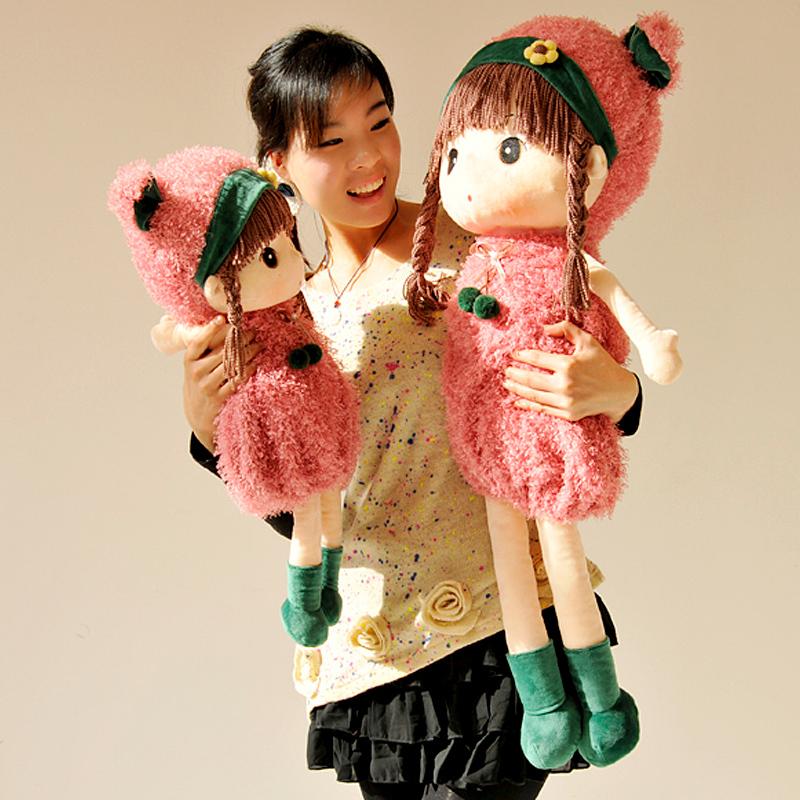 Nessie Sale Plush Stuffed Animal Backpacks Cashmere Language Words 2015 Bunny Doll Birthday Cartoon Variety of Plush Toys Female(China (Mainland))
