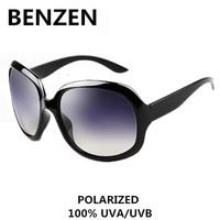 2015 Women Sunglasses  Polarized Oversized Sunglasses for Women Female Sun Glasses Oculos De Sol Feminino  With Case 6024