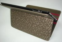 Free shipping  luxury bling diamond style leather case for iPad mini 1, 2, 3