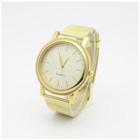 2015 Luxury Brand Gold Watch Women Dress Wristwatches Casual Quartz Watches Ladies bracelet Relogio Mujer Feminino