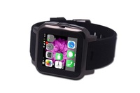 Hot ! Z15 Smart Watch Built in Bluetooth Microphone And Speaker Android 4.04 MTK6572 Dual Core 1.3GHz 3G WIFI GPS FreeShipping