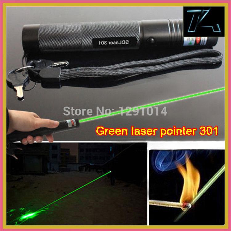 Лазерное перо TK 532nm 301 6000m Green Laser Pointer 301