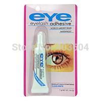 EYE Adhesive White False Eyelash Glue 7Ml Free Shipping
