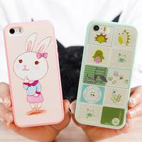 For  iphone   5s phone case for  iphone   5 phone case for  apple   5 protective case mobile phone case female