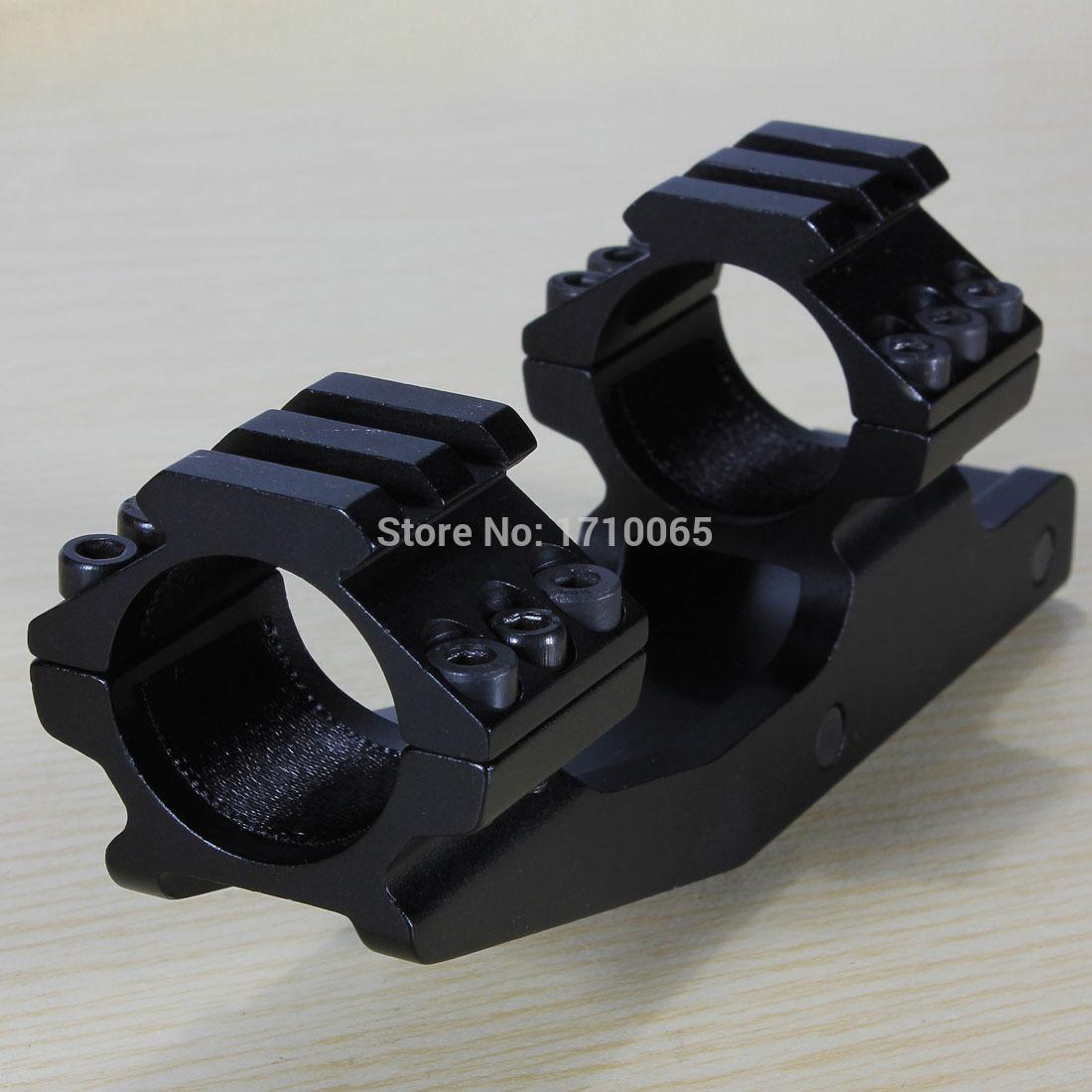 Установка оптического прицела Brand New 1 1 cantilever scope mount