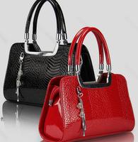 Hot Sale New 2015 Fashion Desigual Brand Bag Women Handbag Crocodile Leather Shoulder Bags Women Messenger Bags Bolsas CC 3