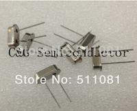 50PCS 10MHz 49s HC-49S Passive crystal 10 MHZ DIP-2 HC-49S 10M Crystal Oscillator