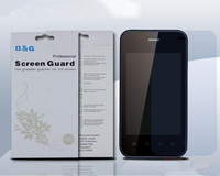 Free Shipping,5 pcs/lot, High Transparent Screen Protector for ZTE Q509T, with retail package