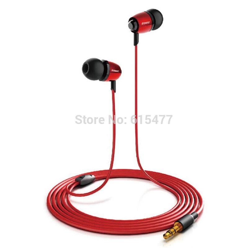 Somic MH417 bass music headphones, ear phone headset, earphone metal bullet(China (Mainland))