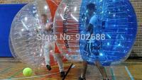 Free shipping!!1.2m/1.5m/1.8m bumper ball,body ball,sports ball,Wholesale/retailer, Newest soccer air bumper ball