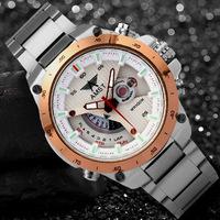 2015 watches men luxury brand dive watches sport Military Watch Genuine quartz watch stainless steel watches relogio masculino