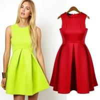 Spring fashion women's 2015 sugar one-piece dress full dress female15020907