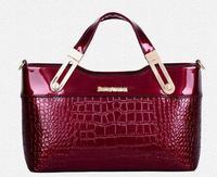 Hot Sales 2015 women shoulder bags high quality handbags fashion crocodile pattern bags crossbody women messenger bags SL901